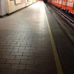 Photo taken at Metro Mixcoac (Líneas 7 y 12) by Evariste on 3/11/2012
