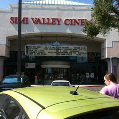 Photo taken at Simi Valley 10 Discount Cinemas by Nate L. on 7/11/2012