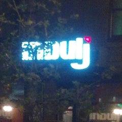 Photo taken at Indulj by DJ M. on 9/13/2012
