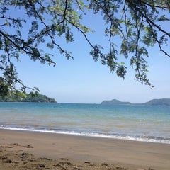 Photo taken at Club De Playa Hotel & Villas Nacazcol Playa Panamá by Maria V. on 6/25/2012