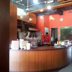 Photo taken at D'Wakaf Cafe & Inn by M Radzi D. on 2/7/2012