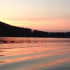 Photo taken at Deep Creek Lake by Dana D. on 6/22/2012