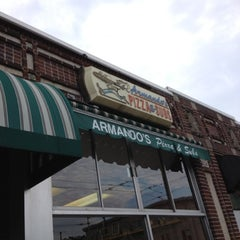 Photo taken at Armando's Pizza & Subs by Justin D. on 7/26/2012
