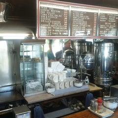 Photo taken at Casey's Diner by Felipe S. on 7/21/2012