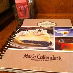 Photo taken at Marie Callender's Restaurant & Bakery by Joyce W. on 4/10/2012
