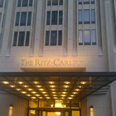 Photo taken at The Ritz-Carlton, Berlin by Maciej k. on 3/22/2012