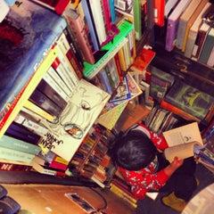 Photo taken at Book Cellar by Jeremy J. on 4/10/2012