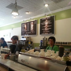 Photo taken at Peregrine Espresso by Jeff D. on 7/28/2012
