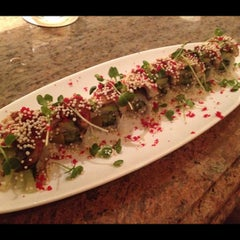 Photo taken at Norio's Japanese Steakhouse & Sushi Bar by James D. on 2/3/2012