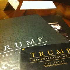 Photo taken at RB Donald J. Trump's Signature Restaurant by teanahamdi on 7/8/2012