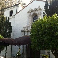 Photo taken at Interfaith Center at the Presidio by Ikki on 5/16/2012