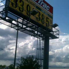 Photo taken at RaceTrac by Gayle B. on 5/24/2012