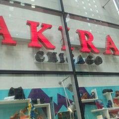 Photo taken at AKIRA by Neola on 6/2/2012