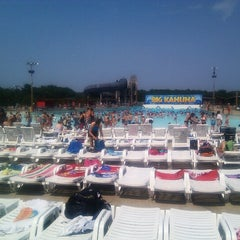 Photo taken at Noah's Ark Waterpark by VazDrae L. on 7/4/2012