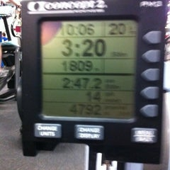 Photo taken at 24 Hour Fitness by Michael J. on 2/16/2012