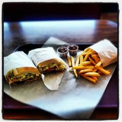 Photo taken at Wonder Burger by Samuel R. on 9/6/2012