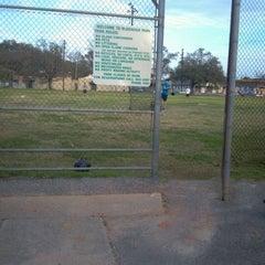 Photo taken at McDonogh Park by Yen V. on 2/9/2012