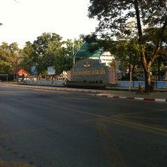 Photo taken at โรงเรียนฤทธิยะวรรณาลัย (Rittiyawannalai School) by A S. on 3/7/2012