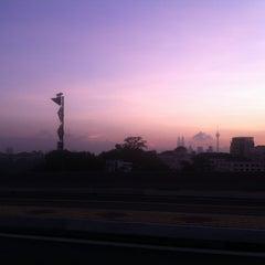 Photo taken at Wisma Chase Perdana by A Razak M. on 2/28/2012