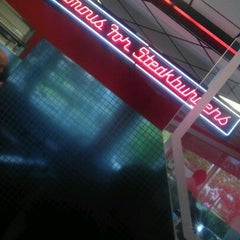 Photo taken at Steak 'n Shake by Stephanie C. on 6/21/2012