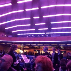 Photo taken at BlackBerry DevCon Europe at the Amsterdam RAI Convention Centre by Sergio HardRock G. on 2/7/2012