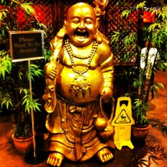 Photo taken at Chinese Buddha by Frank G. on 5/25/2012