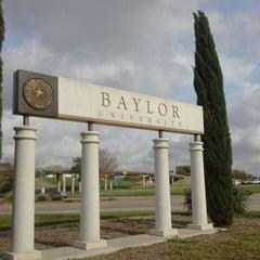 Photo taken at Baylor University by Bridgette H. on 3/17/2012