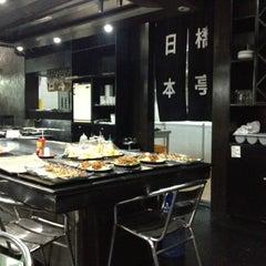 Photo taken at Izakaya Nihonbashitei by Ivi M. on 5/1/2012