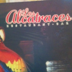 Photo taken at Los Alcatraces Restaurante by Jorge A H. on 7/14/2012