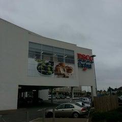 Photo taken at Tesco by Michael H. on 6/26/2012