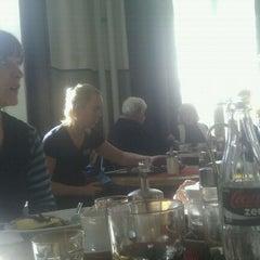 Photo taken at Café Strykjärnet by Anders A. on 3/2/2012
