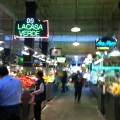Photo taken at Grand Central Market by Rafael M. on 4/23/2012