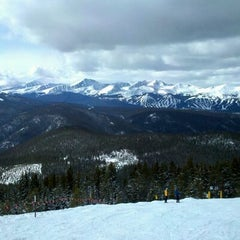 Photo taken at Keystone Resort by Paula S. on 2/12/2012