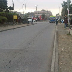 Photo taken at Umoja Market by Sammzie N. on 2/15/2012