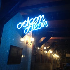 Photo taken at Odeon by Kizzy on 8/30/2012