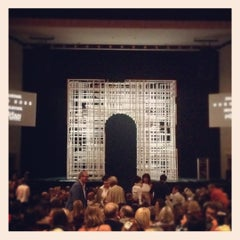 Photo taken at Trustees Theater by Emily S. on 5/20/2012