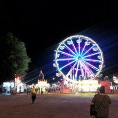 Photo taken at Wisconsin Valley Fair by Brein B. on 8/5/2012