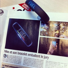 Photo taken at Stratégies by Rassem B. on 6/21/2012