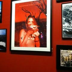 Photo taken at Moe's Original Bar B Que by Trevor S. on 3/15/2012