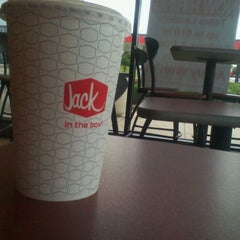 Photo taken at Jack in the Box by Mister B. on 6/12/2012