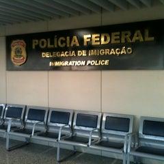 Photo taken at Polícia Federal by Kinho on 7/2/2012