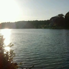 Photo taken at Tarrytown Lakes by Jed on 5/31/2012