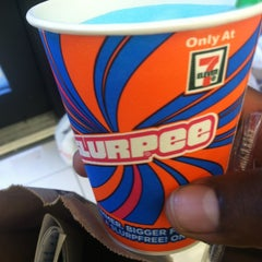 Photo taken at 7-Eleven by Gourmet C. on 5/23/2012