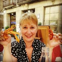 Photo taken at Ateneu Gastronòmic by Alex T. on 9/11/2012