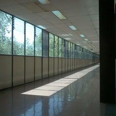 Photo taken at ESIME Zacatenco by Hugo E. on 5/31/2012