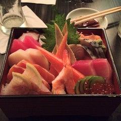 Photo taken at Sushi Koji by Andy C. on 8/8/2012