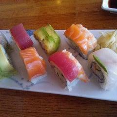Photo taken at Sagami Japanese Restaurant by J L. on 6/10/2012