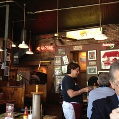 Photo taken at Dreamland Bar-B-Que Ribs by Jillian F. on 4/24/2012