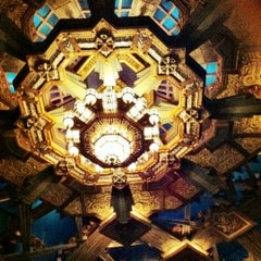 Photo taken at Pantages Theatre by Jenny T. on 9/2/2012