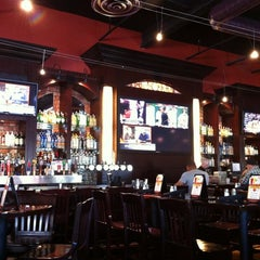 Photo taken at BJ's Restaurant and Brewhouse by Will T. on 4/20/2012